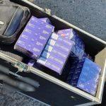 PRF prende quatro homens suspeitos de contrabandear hidroxicloroquina, em Uruaçu