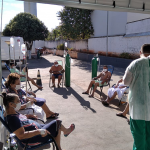 Um Dia dos Pais especial para pacientes muito especiais do HCamp de São Luís