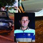 Firminópolis: Grave acidente entre carreta e carro de passeio deixa uma vítima fatal