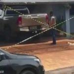 Empresário é morto a tiros na sala de casa, em Santa Helena de Goiás