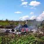 Presidente do Palmas e outras cinco pessoas morrem em acidente de avião