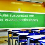 São Luís: Escola particular suspende aulas presenciais após alunos testarem positivos para a Covid-19