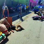 Idoso de 78 anos perde a vida em acidente na Rua São Domingos, em São Luís de Montes Belos