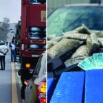 Em troca de tiros com policiais, três homens e uma mulher, suspeitos de tráfico, são mortos entre Turvânia e Nazário