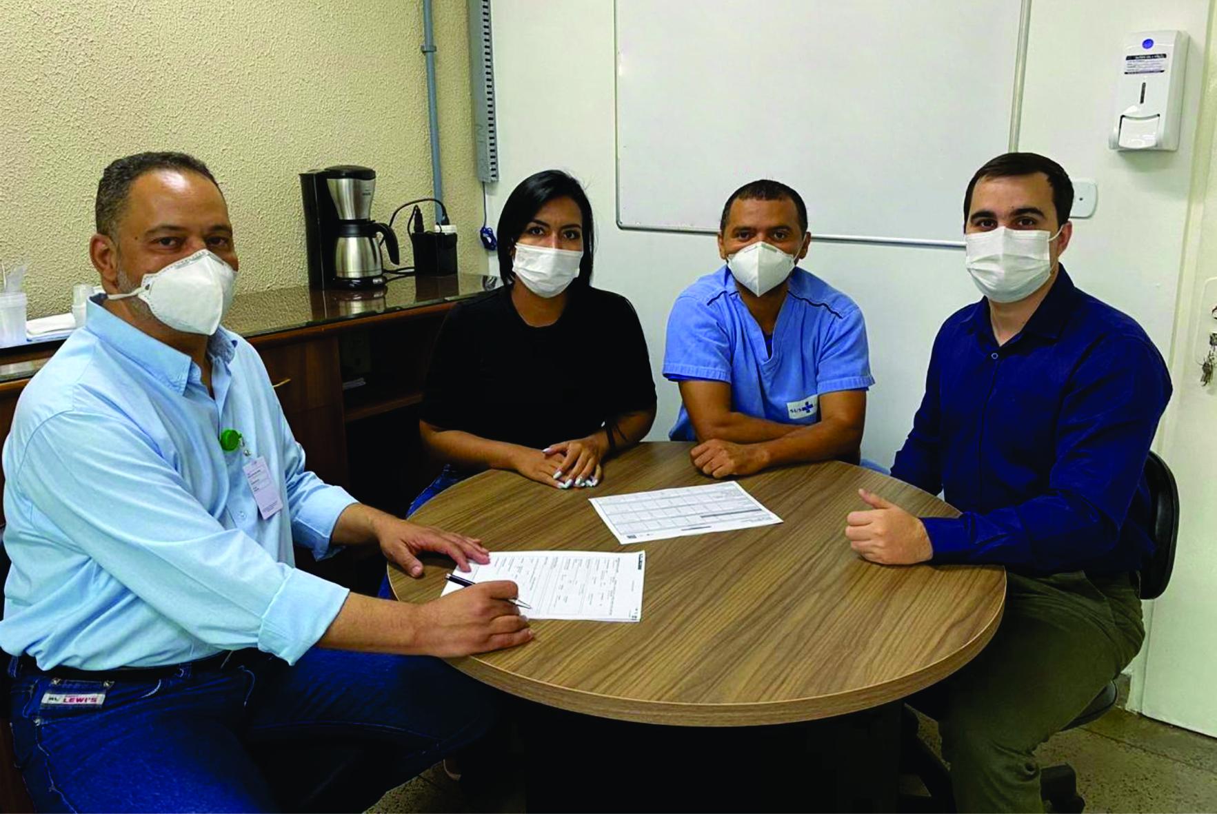 São Luís: HESLMB possui núcleo de estudo para minimizar e identificar possíveis casos de Covid-19