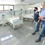 Covid: Goiás quer transformar hospitais de campanha em maternidade